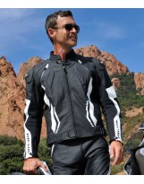Mugello Jacket Noir