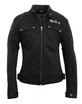 SR6 Carbon Jacket Lady Noir