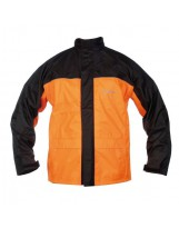 Rainsuit Fluo Orange Fluo