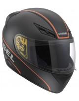 Full-Jack Diesel Multi Logo matt schwarz