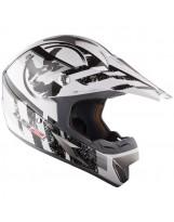 MX433 Stripe Blanc