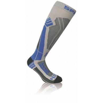 Race Socks 2102 Bleu