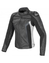 Racing D1 Pelle Lady Noir