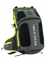 Top Helmet Bag Jaune Fluo