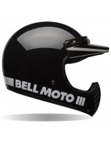 Moto-3 Classic Noir