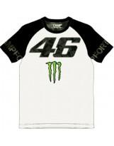 T-shirt Camp 217506 Blanc