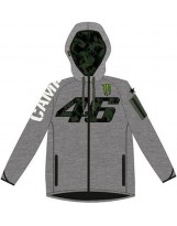 Hoody Fleece Tech 274131 Gris