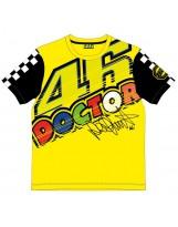 T-Shirt Kids 264001 Jaune