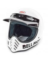 Moto-3 Classic Blanc