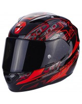 Exo 1200 Air Solis Noir Rouge