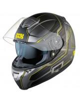 HX215 Techno Gris Jaune Mat