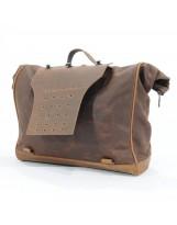 Seitentasche Heritage Braun