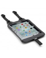 Tablet- und Kartenhalter aus Neopren mit PU Einsän