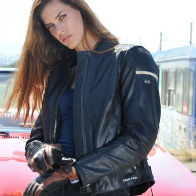 Richa Daytona Lady Noir