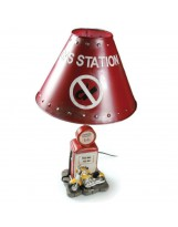 Lamp Gas Station