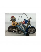 Figurine Easy Rider Booster Q2-7 18cm