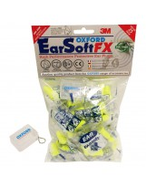 Earsoft Earplugs 25p Oxford