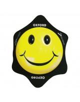 Smiley Knee Sliders Noir Oxford