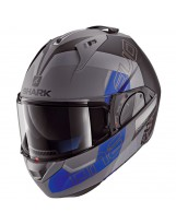 Evo One 2 Slasher Anthracite Noir Bleu