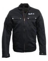SR6 Carbon Jacket Noir
