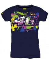 VR46 T-Shirt Lady 205702 Bleu