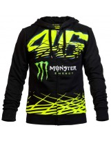 VR46 Fleece 217104 Noir