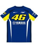 VR46 T-Shirt 272009 Bleu
