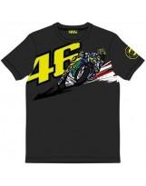 VR46 T-Shirt 260320 Gris