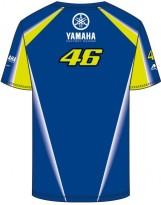 VR46 T-Shirt Racing 313909 blau