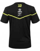 VR46 T-Shirt Black 315504 Noir
