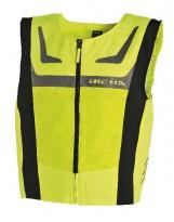Safety Mesh neon gelb