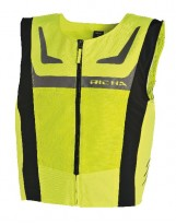 Safety Mesh Jaune Fluo
