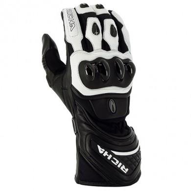 Fighter Glove Blanc