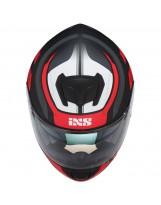 IXS215 2.0 Noir Mat Rouge