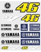 VR46 Stickers 273503