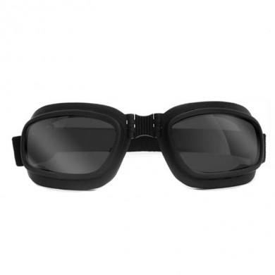 Bertoni AF153R2, Sonnenbrille Antifog Schwarz Klar