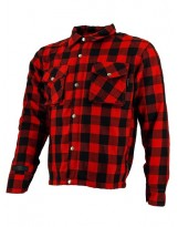 Lumbar Shirt Rouge