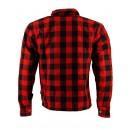 Lumbar Shirt Rouge