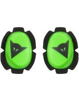 Pista Knee Slider Vert Fluo