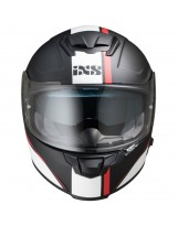 IXS215 2.1 Noir Mat Blanc Rouge