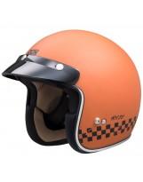 IXS77 2.0 Orange Mat Noir