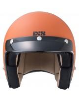 IXS77 2.0 Orange Schwarz Matt