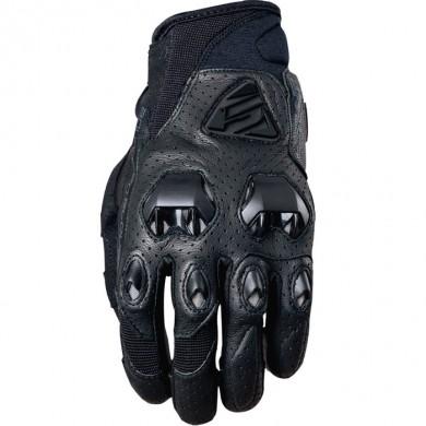 Stunt Evo Leather Air Noir