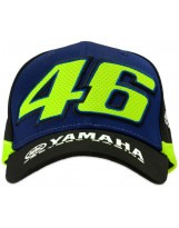 VR46 Cap Racing 361709 Bleu
