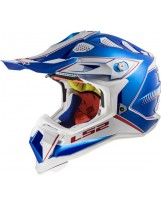 MX470 Subverter Power Chrome Bleu
