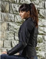 Lausanne Textile Jacket schwarz