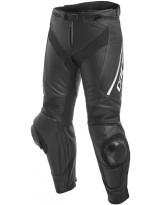 Delta 3 Leather Pants COURT Noir