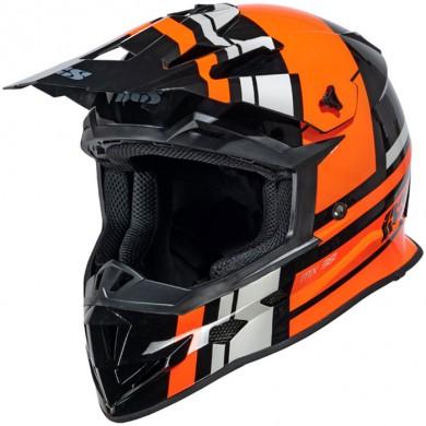 IXS361 2.3 Noir Orange