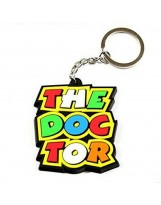 VR46 Key Ring Stripes 355603 multicolor