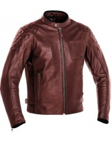 Yorktown Jacket saddle wood brown